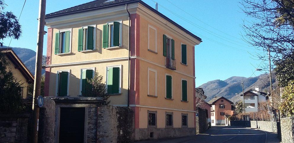 Casa Gialla Strada